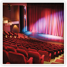 milburn stone theater Cecil County & Newark