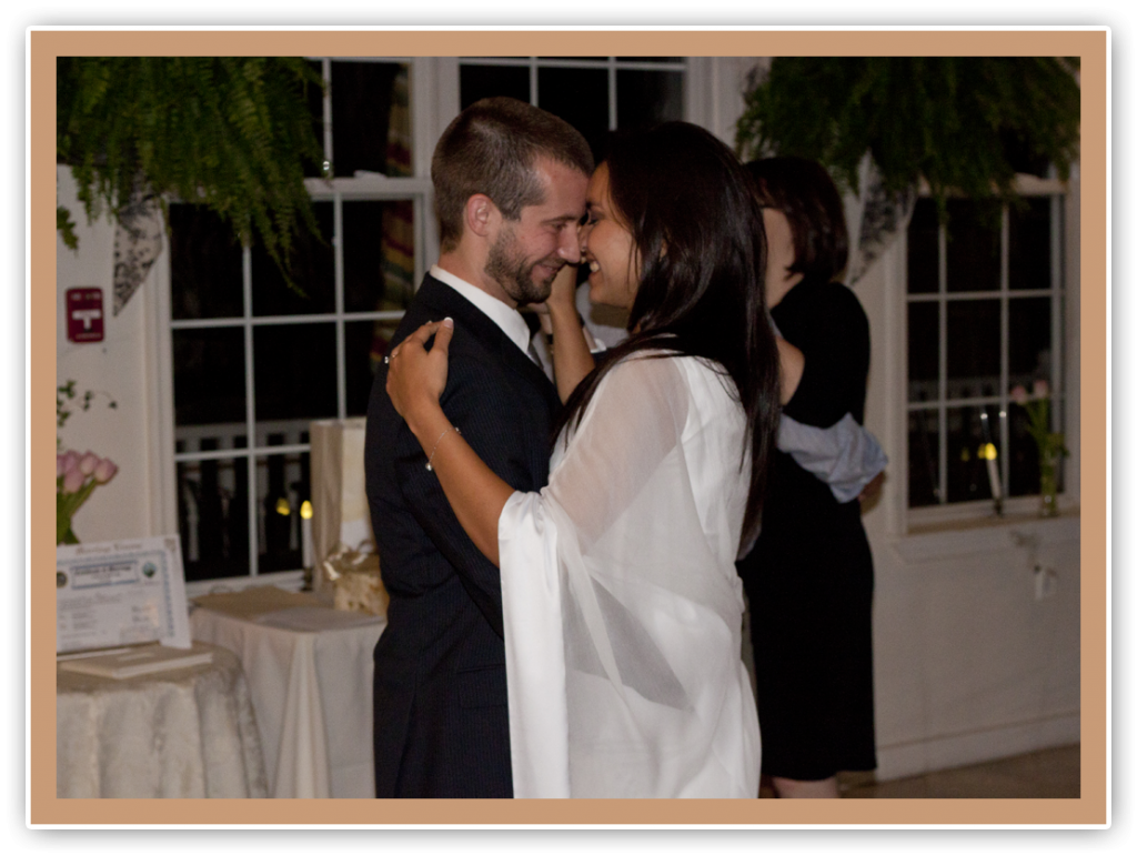 Wedding Reception for Dennis and Maria Guignet at Elk Forge B&B, Sugar House Events