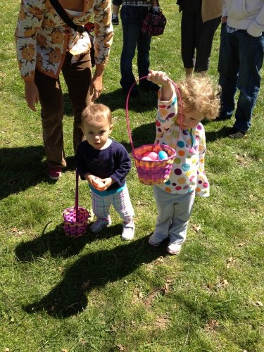 easter egg hunt milburn orchards